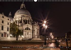 Leuchtendes Venedig (Wandkalender 2019 DIN A3 quer)