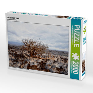 The WiliWili Tree 2000 Teile Puzzle quer