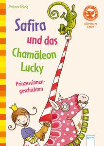Safira und das Chamäleon Lucky
