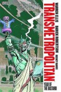 Transmetropolitan Vol. 03