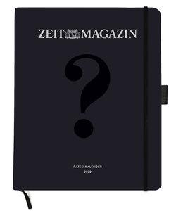 ZEIT Magazin Rätsel Kalenderbuch A4 Kalender 2020