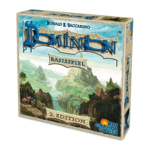 Dominion Basisspiel 2. Edition