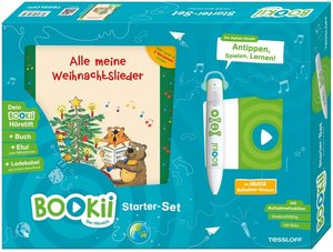 BOOKii Starter-Set: Alle meine Weihnachtslieder