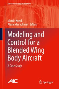 Modeling and Control for Blended Wing Body Aircraft