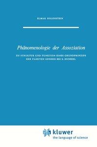 Phänomenologie der Assoziation