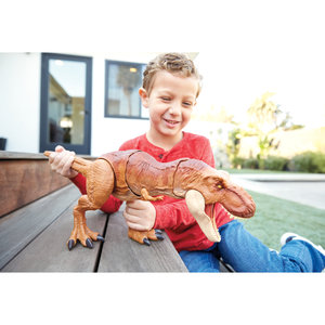 Jurassic World Trash & Throw T-Rex