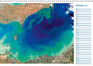 Die Erde: Bilder aus dem Weltall (Wandkalender 2019 DIN A3 quer)