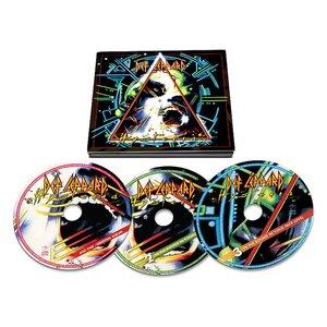 Hysteria (Deluxe 3CD)