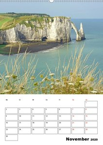 Naturidyllen in Frankreich (Wandkalender 2020 DIN A2 hoch)