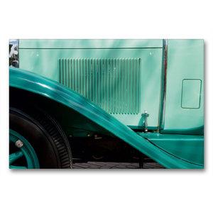 Premium Textil-Leinwand 90 cm x 60 cm quer ford