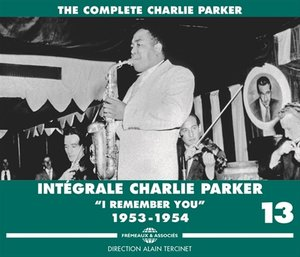 "Int?grale Vol.13 ""I Remember You\"" 1953-1954"