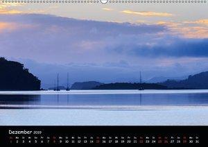 Sehnsucht nach Neuseeland (Wandkalender 2019 DIN A2 quer)