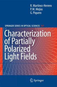 Characterization of Partially Polarized Light Fields