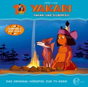 (33)Orig.Hörspiel z.TV-Serie-Yakari Und Silberfell