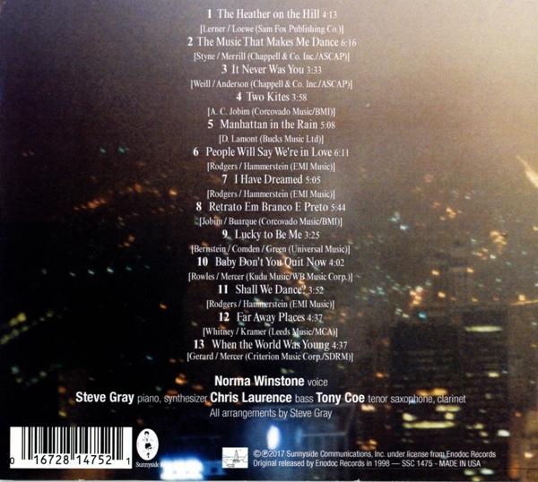 Manhattan In The Rain (Remastered) - zum Schließen ins Bild klicken
