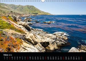 Meer und K?ste (Wandkalender 2019 DIN A3 quer)