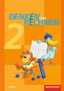Denken und Rechnen 2. Schülerband. Grundschulen. Bayern
