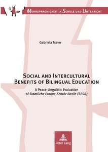Social and Intercultural Benefits of Bilingual Education
