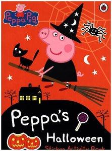 Peppa Pig: Peppa\'s Halloween: Sticker Activity Book