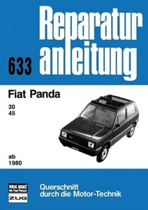 Fiat Panda (30, 45). Ab 1980