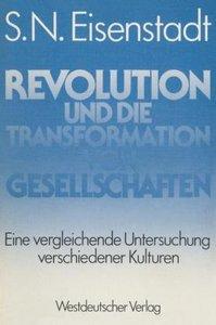 Revolution und die Transformation von Gesellschaften