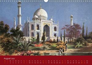 Altes Indien um 1900