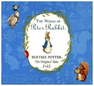 World of Peter Rabbit Giftbox (Tales 1-12)