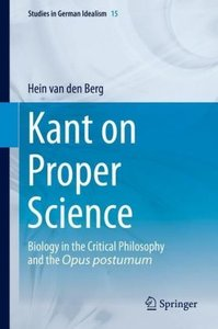 Kant on Proper Science