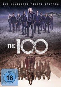 The 100. Staffel.5, 3 DVD