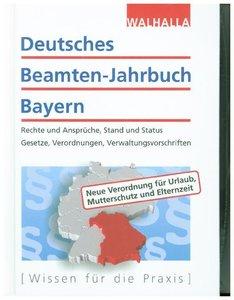 Deutsches Beamten-Jahrbuch Bayern Jahresband 2018