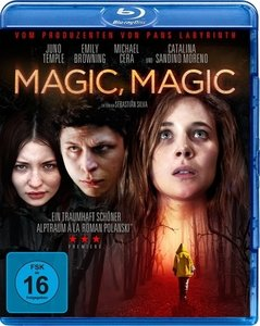 Magic, Magic, 1 Blu-ray