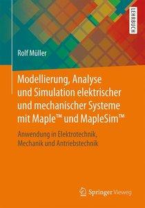 Modellierung, Analyse und Simulation elektrischer und mechanisch