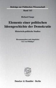 Elemente einer politischen Ideengeschichte der Demokratie