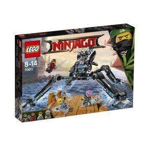 LEGO® NINJAGO 70611 - Nyas Wasser-Walker