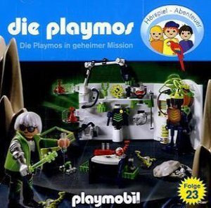 Die Playmos 23. Die Playmos in geheimer Mission