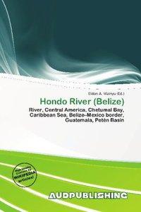 Hondo River (Belize)