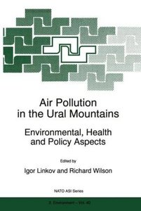 Air Pollution in the Ural Mountains
