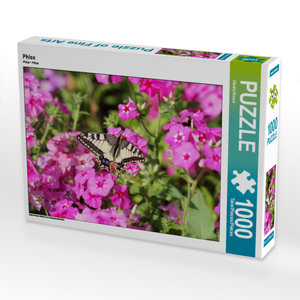 CALVENDO Puzzle Phlox 1000 Teile Lege-Größe 64 x 48 cm Foto-Puzz