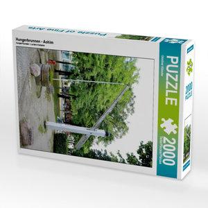 Hungerbrunnen - Achim 2000 Teile Puzzle hoch