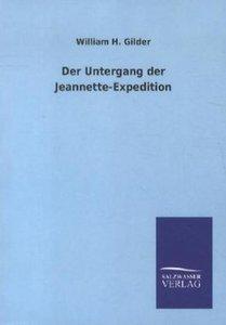 Der Untergang der Jeannette-Expedition