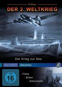 Der Krieg zur See (4 Filme)