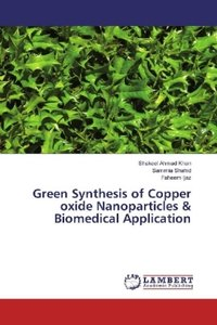 Green Synthesis of Copper oxide Nanoparticles & Biomedical Appli