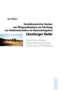 Sozioökonomische Analyse von Pflegemaßnahmen zur Erhaltung von H