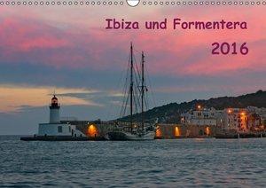 Ibiza und Formentera (Wandkalender 2016 DIN A3 quer)