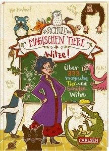 Witze! - Über 333 magische Tier- und Schülerwitze