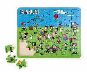 Peanuts Puzzle Spielplatz 48 Teile
