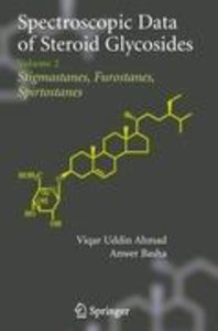Spectroscopic Data of Steroid Glycosides