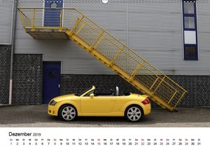 Modellreihen der 4 Ringe (Wandkalender 2019 DIN A2 quer)