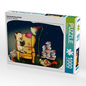 Gute-Nacht-Geschichte 1000 Teile Puzzle quer