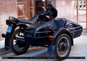 Motorrad-Legenden: JAWA (Wandkalender 2019 DIN A2 quer)